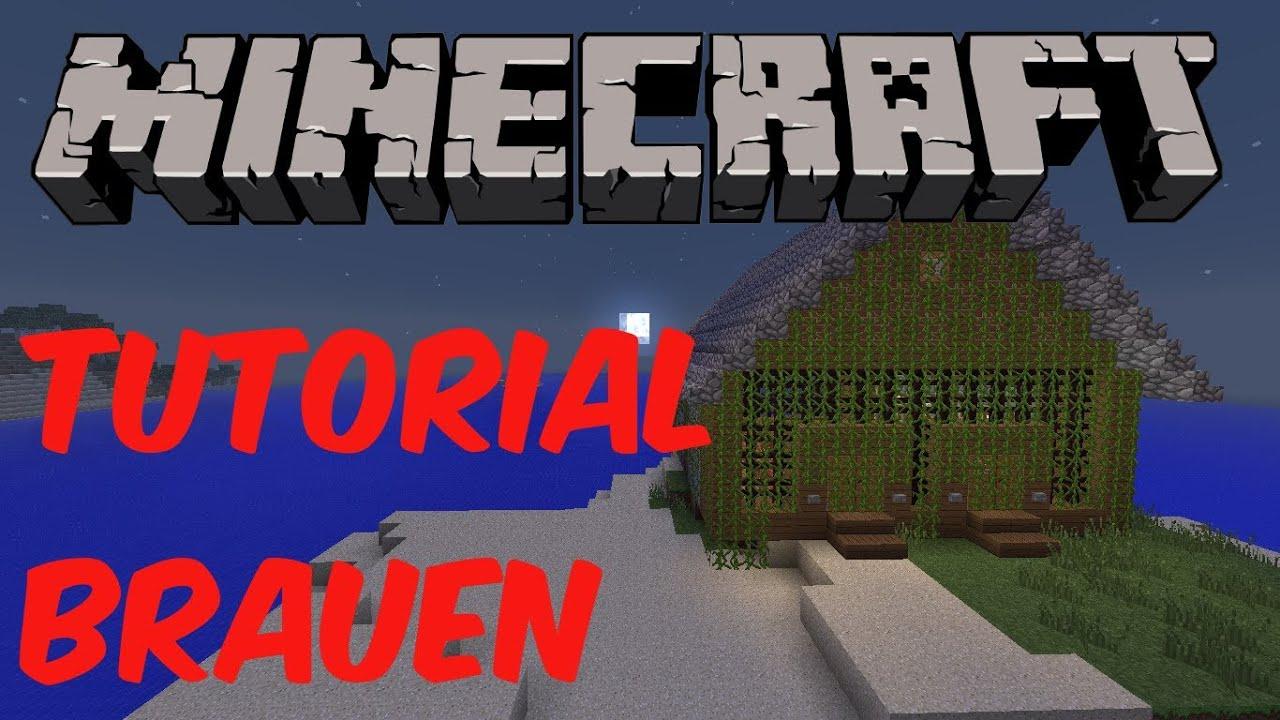 Minecraft Tutorial - Brauen [Deutsch | HD] - YouTube