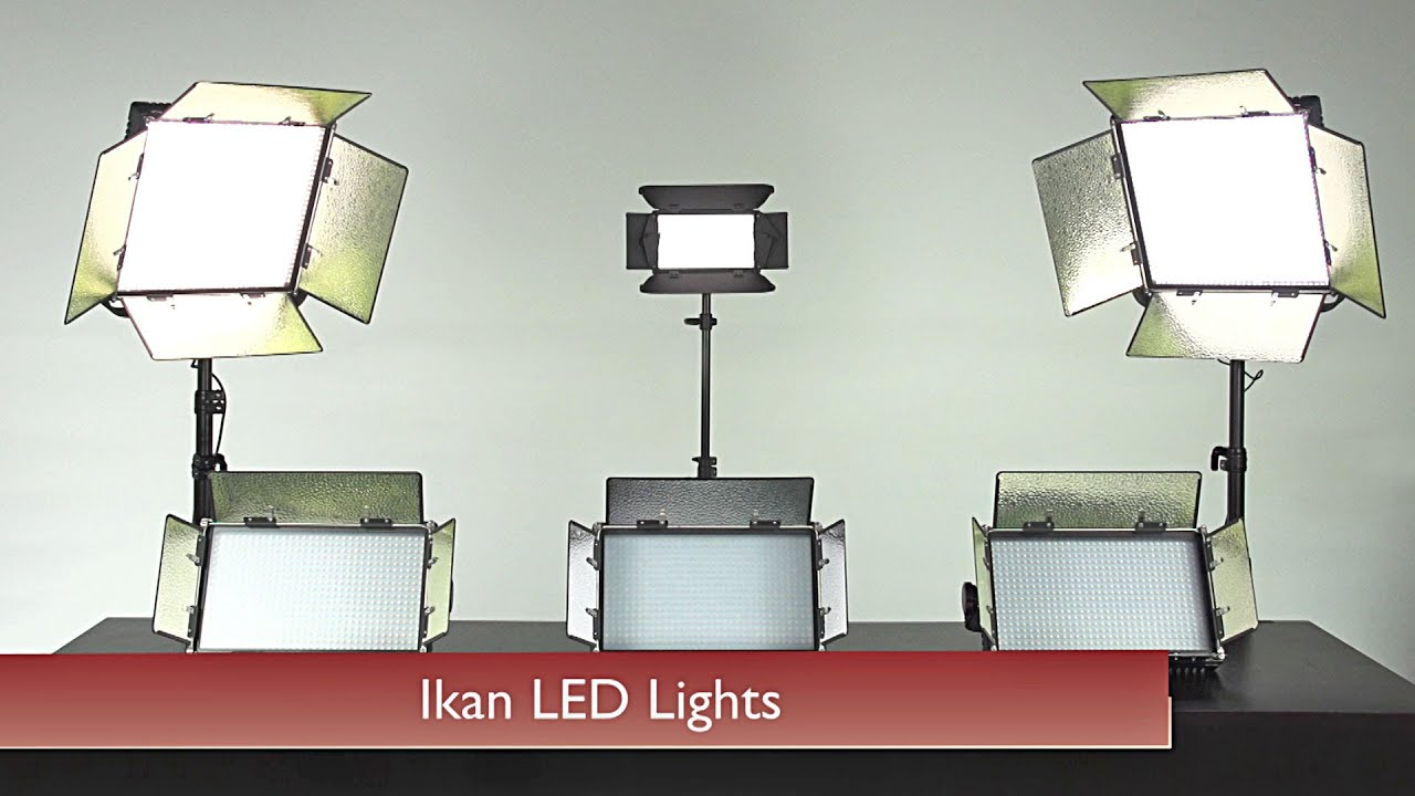 Hands-On Review: Ikan | LED Lights
