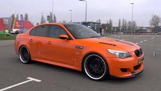 BMW M5 V10 w/ Eisenmann Race Exhaust + Custom X-Pipe!