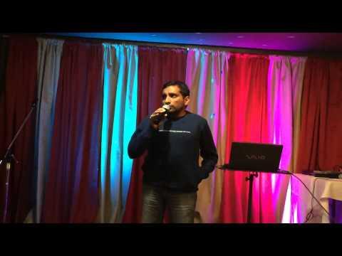 Open Mic Karaoke at The Menu Indian Cuisine, Oct 30, 2014