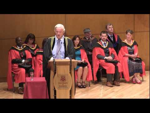 University of Limerick Graduation 24 Aug 2016 (Science and Engineering)