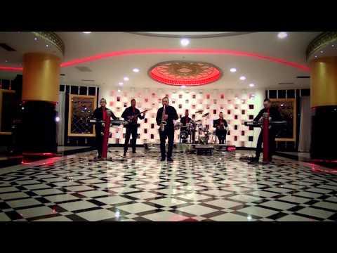Sunaj & Energy Band 2014 show , Energy Band Oro , ( OFFICIAL VIDEO )