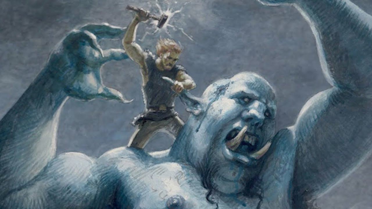 Exploring Norse Mythology: The Jotnar  (