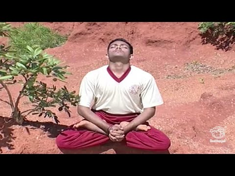 Yoga Exercise for Beginners - Brahma Mudra - Cures Head and Neck Pain