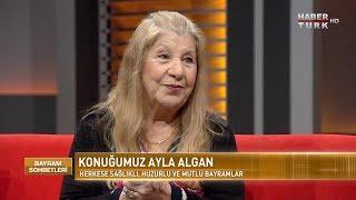 Bayram Sohbetleri - 5 Haziran 2019 (Ayla Algan)