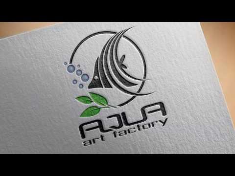 Professional Logo Design Tutorial in Adobe Illustrator cc || Illustrator logo tutorial thumbnail