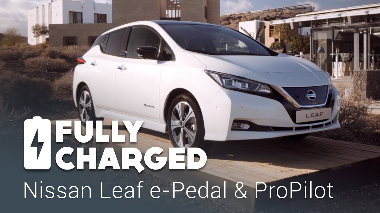 New Nissan Leaf E Pedal Propilot Fully Charged