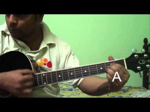 Guitar chords - Kabira - Yeh Jawaani Hai Deewani - YouTube