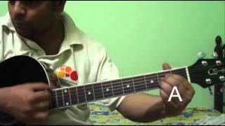 Guitar chords - Kabira - Yeh Jawaani Hai Deewani
