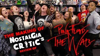 The Wall - Making of Nostalgia Critic