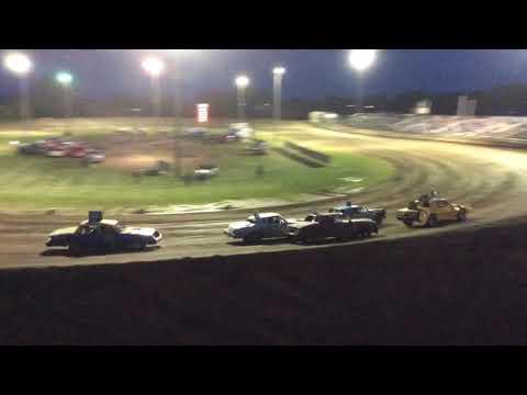 8/30 Marshalltown Speedway Cruiser Heat 1
