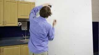 How To Install Wall Mounted Wire Shelving