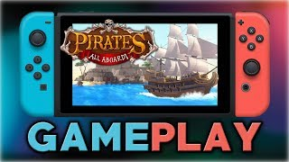 Pirates: All Aboard!   First 10 Minutes   Nintendo Switch