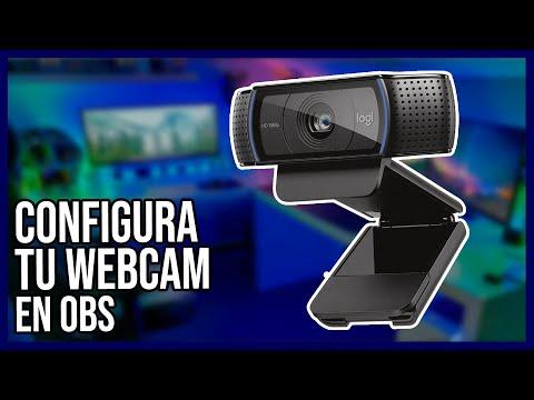 Configurar WebCam En OBS Studio   Configurar Logitech C920