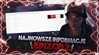 EPIZOD 2! NAJNOWSZE INFORMACJE! - The Walking Dead The Final Season