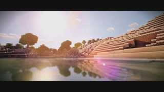 С чего начинался Minecraft In The Beginning Rus Dub Minecraft Machinima   