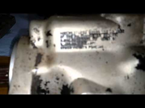 Hydraulic pump rebuild part 1 - YouTube