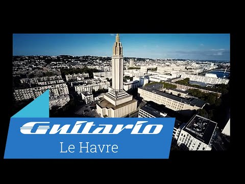 Guitario -Le Havre (Clip Officiel)