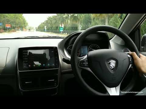 Proton Saga Facelift 2019 Test Drive - Sembang Kawan Kawan Style