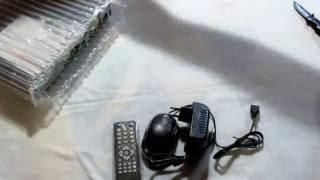 DaHua внешний видеорегистратор 4 канала(http://ali.pub/aitb5Аналоговый: 4 * 1080n; 4 * AHD-M; 4 * AHD-L; Гибрид: 2 * AHD-M (аналоговый) + 2*720 P (сети) Сети только: 4*720 P 4*1080 P 8*720..., 2016-06-09T08:59:05.000Z)