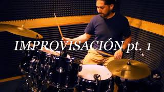 Improvisación en batería pt.1 - Josafat Alarcón | Sesiones HUMART