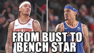 Michael Beasley - From Bust to the Los Angeles Lakers and Lebron James!