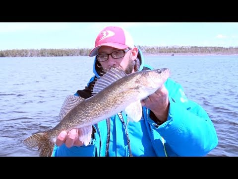 Northwoods Adventure: Fishing Opener