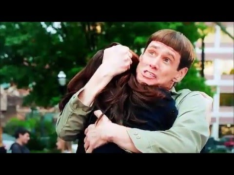Dumb And Dumber To - Lloyd And Penny - Fountain Scene