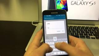 samsung galaxy s5 change apn settings metropcs mms 4g lte data and picture messages