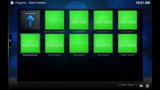 How To Install Fusion on Kodi 16.0 Jarvis to watch free movies and TV shows