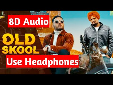 Old Skool (8D Music) Sidhu Moosewala    Use Headphone 8D Audio Prem Dhillon (Full Video)