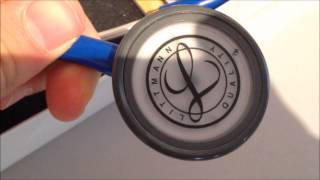 Unboxing Littmann Select with engraving