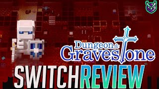 Dungeon and Gravestone Switch Review (Video Game Video Review)