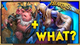 Togwaggle+Azalina COMBO Makes You Question Reality | Best Moments & Fails Ep. 55 | Hearthstone
