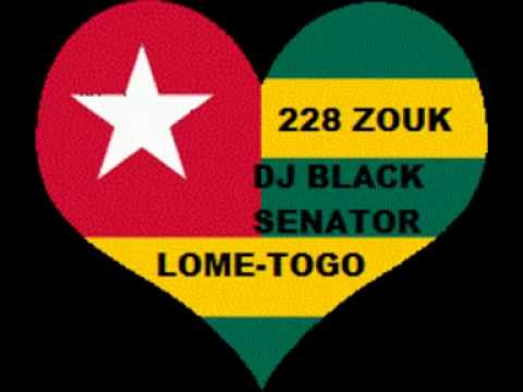 LOME-TOGO 2013 MUSIC ZOUK MIX BY DJ BLACK SENATOR