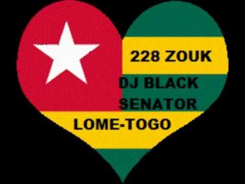 LOME-TOGO 2013 MUSIC ZOUK MIX BY DJ BLACK SENATOR