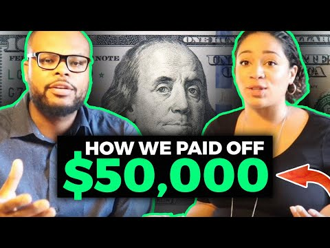 How We Paid off over $50,000 in DEBT!