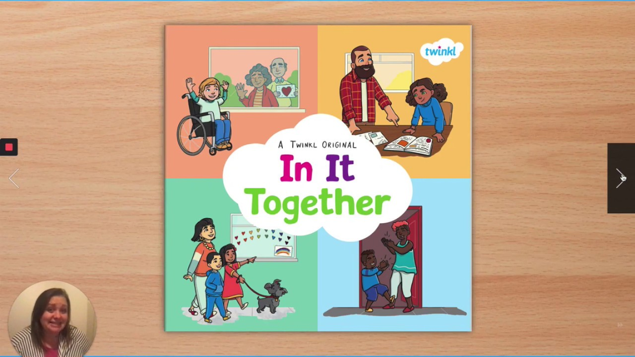 FREE! - In It Together eBook (teacher made)