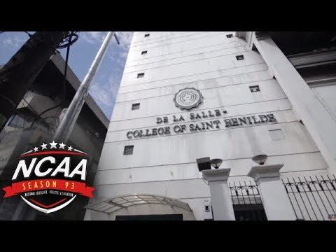 College of Saint Benilde | CSB Blazers | NCAA Season 93 School On Tour