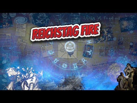 Reichstag fire - Conspiracies & PseudoScience ✅💡😬💬⁉️