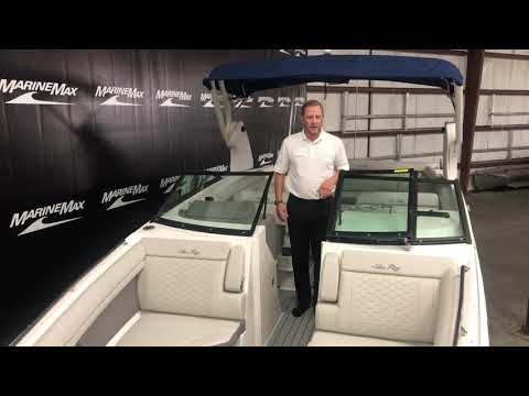 2020 SEARAY 270SDX For Sale MarineMax Rogers, MN