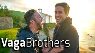 Basque Country BLOOPERS | Vagabrothers 😂