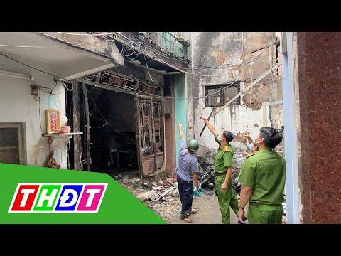 TP.HCM: Hỏa hoạn thiêu rụi căn nhà trong hẻm, một người tử vong | THDT