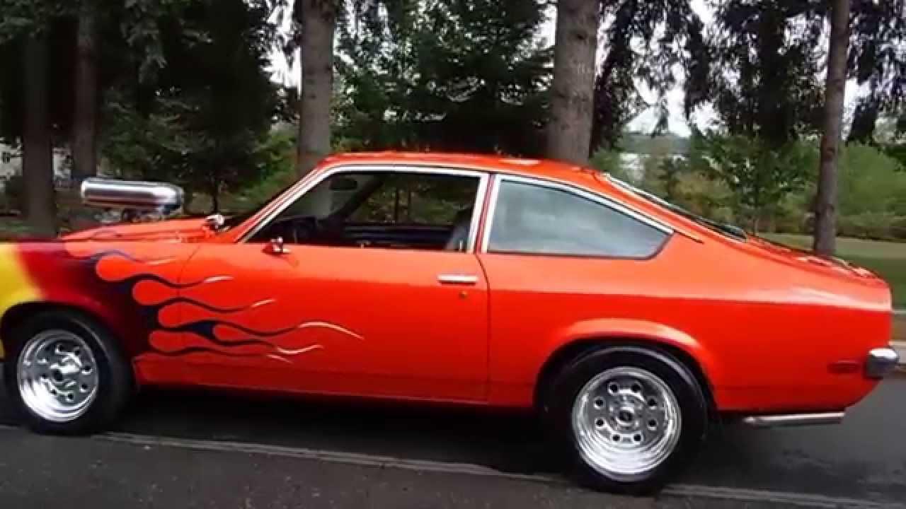 All Chevy 74 chevy vega gt : 1971 Chevrolet Vega Pro Touring www.LOT99LLC.com - YouTube