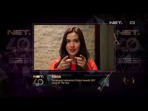Song of the Year - Indonesian Choice Awards 2017: Kali Kedua (Raisa)
