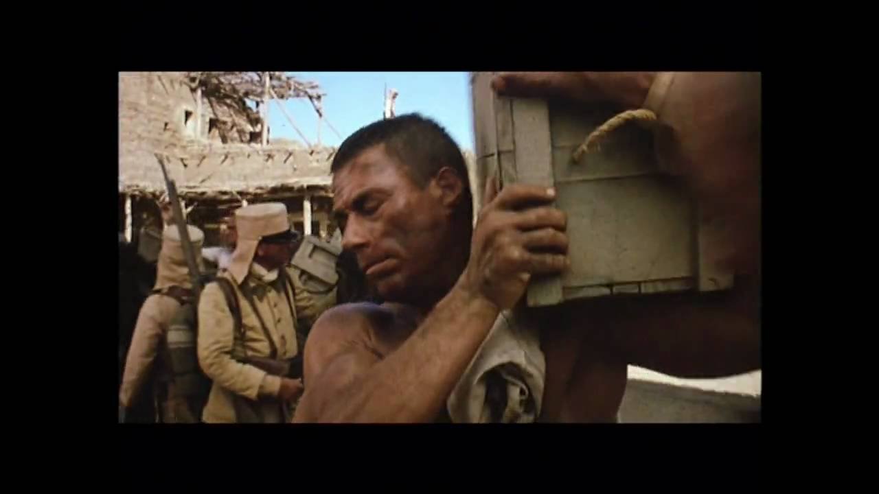 J.C.V.D - Legionnaire [1998] - Trailer (HD)