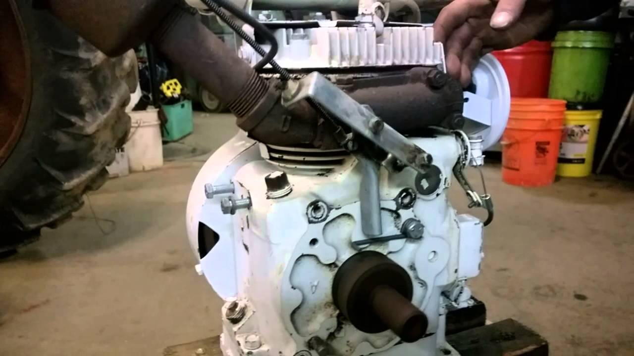 1984 Kohler K181 runs great for sale - YouTube