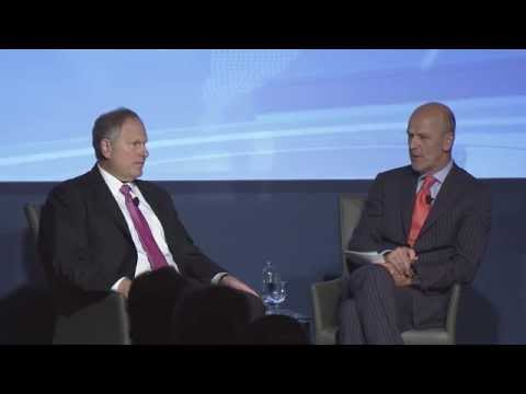 Honeywell's Dave Cote at the International Economic Forum of the Americas
