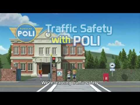 Trafficsafety with Poli | Theme Song