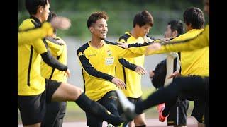 尹晶煥監督も練習に参加!J1昇格を目指す千葉の練習に密着!